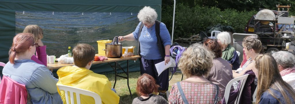 stellas popular dyeing workshop radical bakers 2018