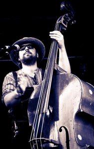 Weirdstring James the Bass Player